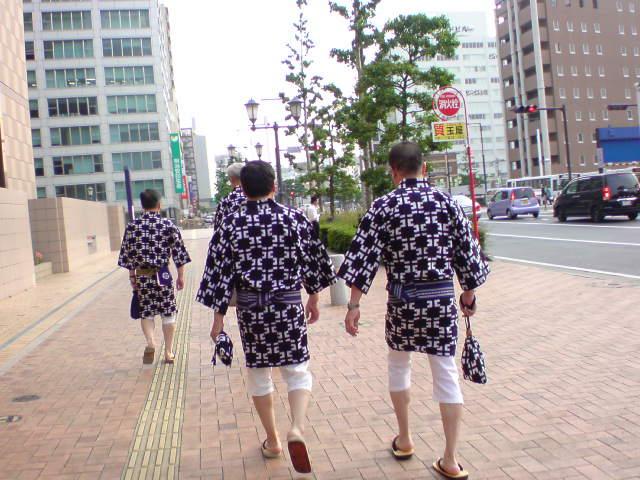 昭和通りから...。。